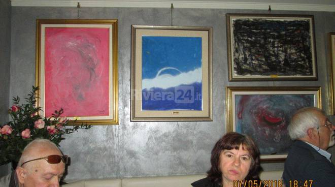 Riviera24 - Bordighera, mostra di pittura di Barale