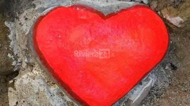 Riviera24 - Bussana Vecchia, cuore