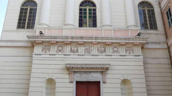 riviera24 - Chiesa dell'Annunziata di Piazza Calvi ad Imperia