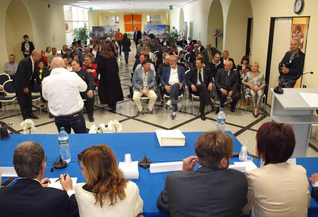 riviera24 - dibattito il confronto maggio 2016