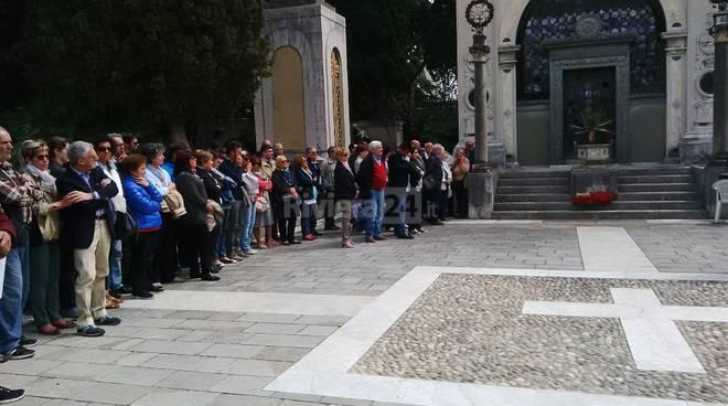 riviera24 - funerale valeria faraldi