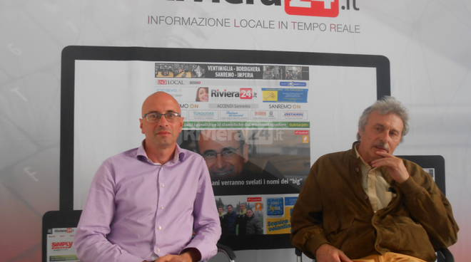 Riviera24 - Giovanni Valenzano e Maurizio Ferrara IDV