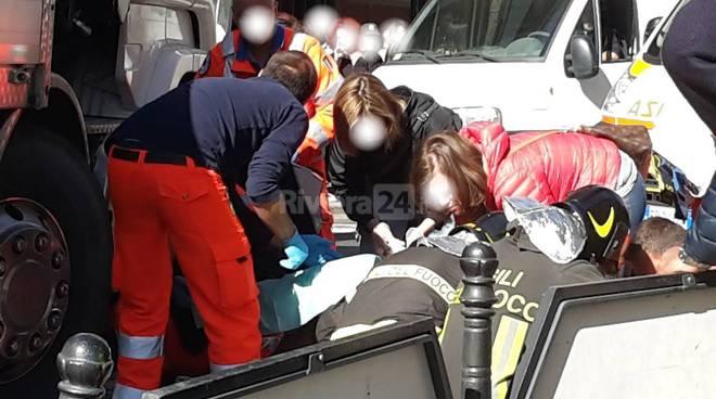 Riviera24 - incidente vallecrosia