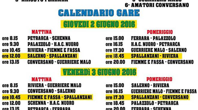 riviera24 - Inizia il primo giugno l'avventura della Riviera Handball