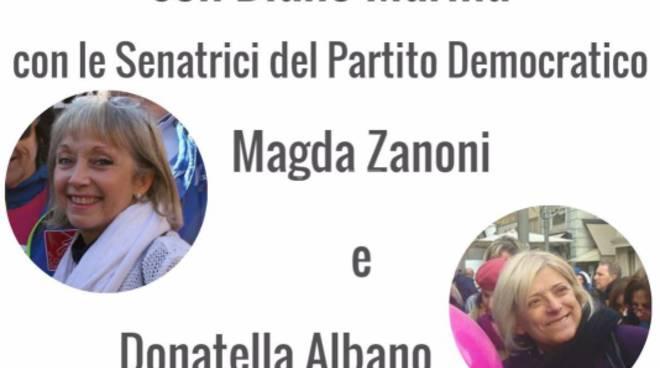 riviera24 - Le senatrici democratiche Albano e Zanoni