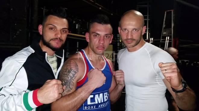 riviera24 - Luca Macete Emanuele della Gladiator Fighter Academy di Ventimiglia