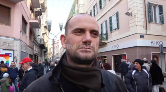 Riviera24 - Marco Antei, ArciGay Imperia