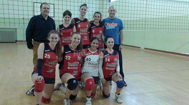 riviera24  -  Nuova San Camillo Volley Imperia