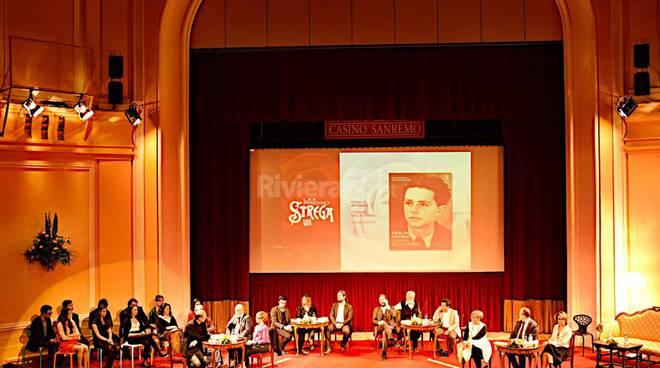 Riviera24 - Presentazione Premio Strega al Casinò