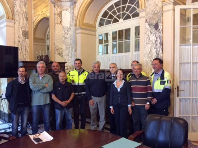"""riviera24 - Progetto """"Scuola multimediale di Protezione Civile"""" a Sanremo"""