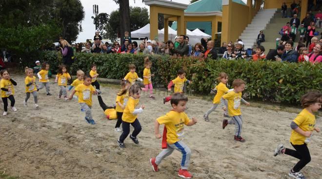 """Riviera24 - Sanremo, """"Baby Maratona"""", 8 maggio 2016"""