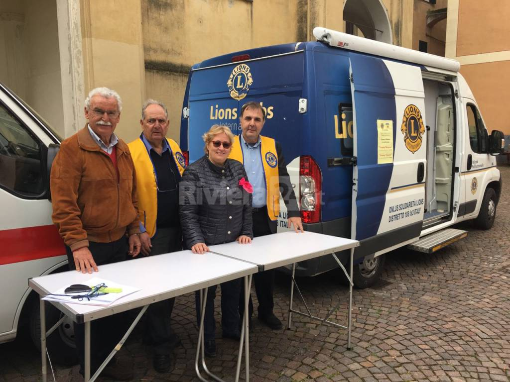 riviera24 - Screening sanitari del Lions Club Ventimiglia