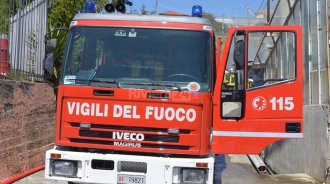 riviera24 - vigili del fuoco generica