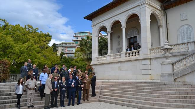 riviera24 -Villa Ormond un corso avanzato sul diritto internazionale umanitario