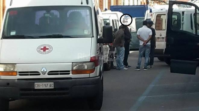 trasferimento migranti