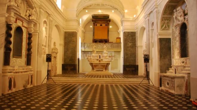 Ventimiglia, centro culturale San Francesco