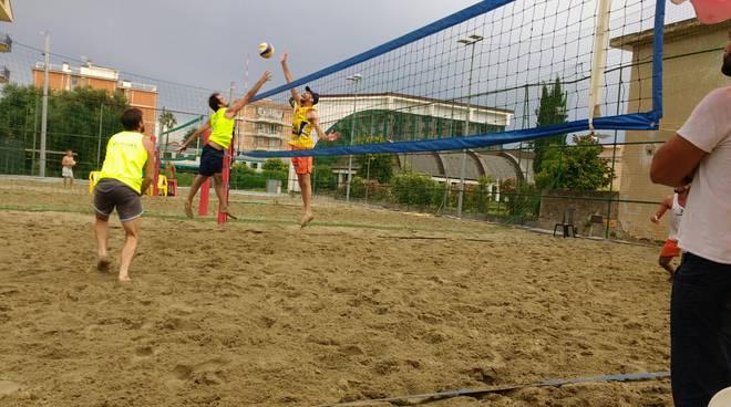 beach volley san bartolomeo