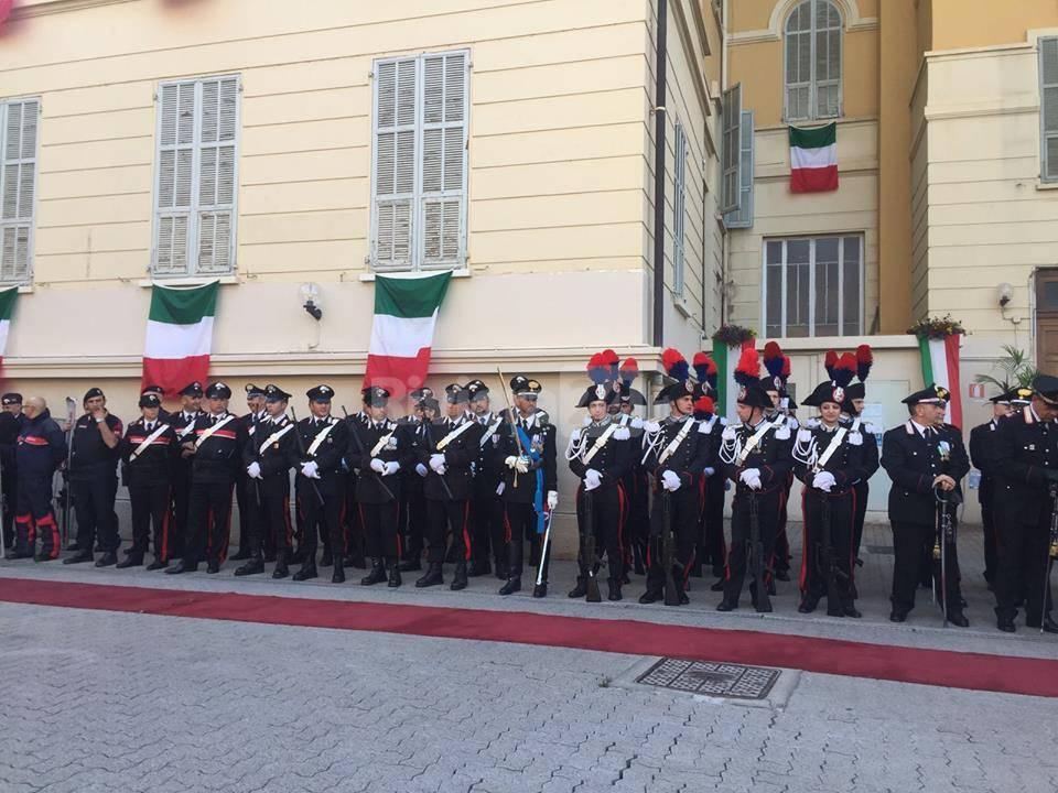 festa carabinieri imperia