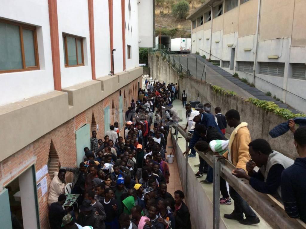Migranti alle Gianchette, è allarme tra i residenti