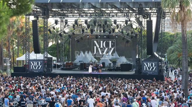 nizza jazz festival