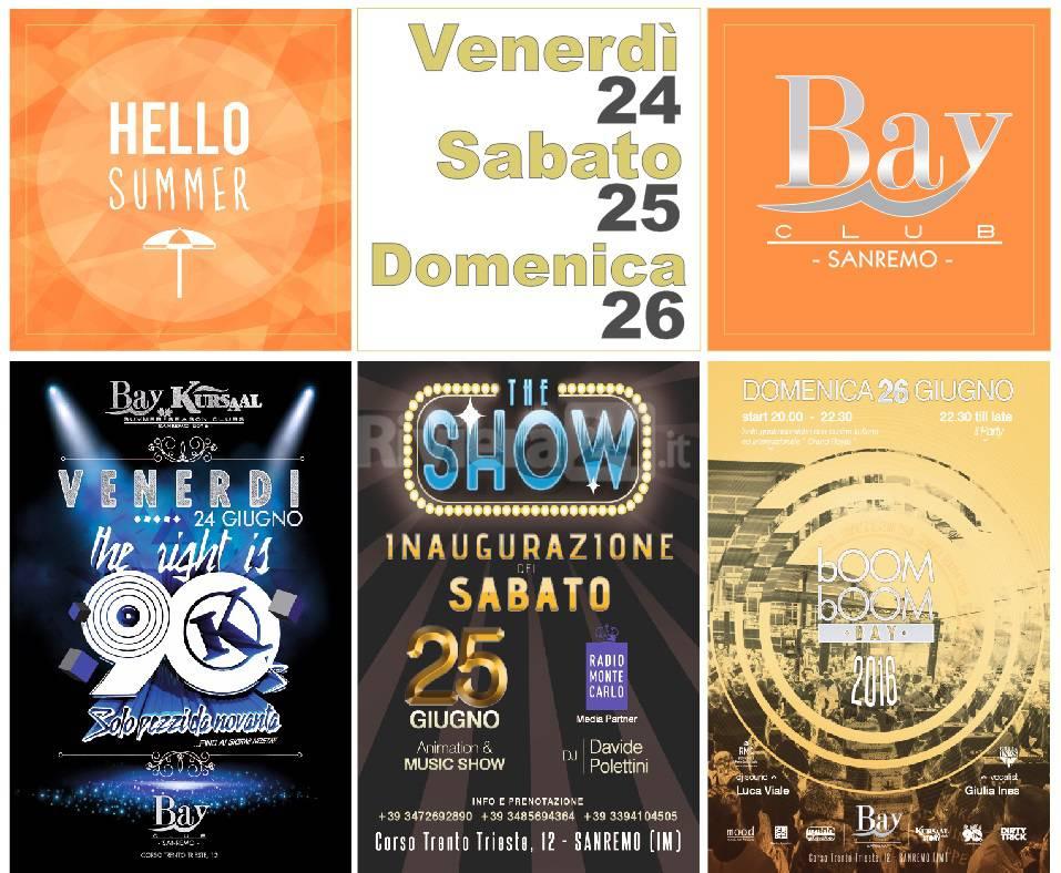 riviera24 - Bay Club di Sanremo