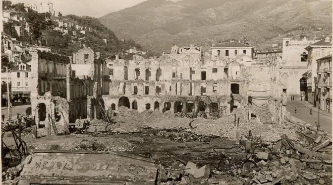 Riviera24 - Bombardamento Sanremo seconda guerra mondiale