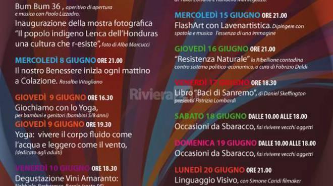 Riviera24 - Caleidospazio 36 giugno 2016