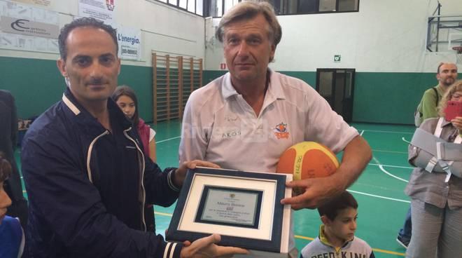riviera24 - Festa di fine corso del Sea Basket Sanremo