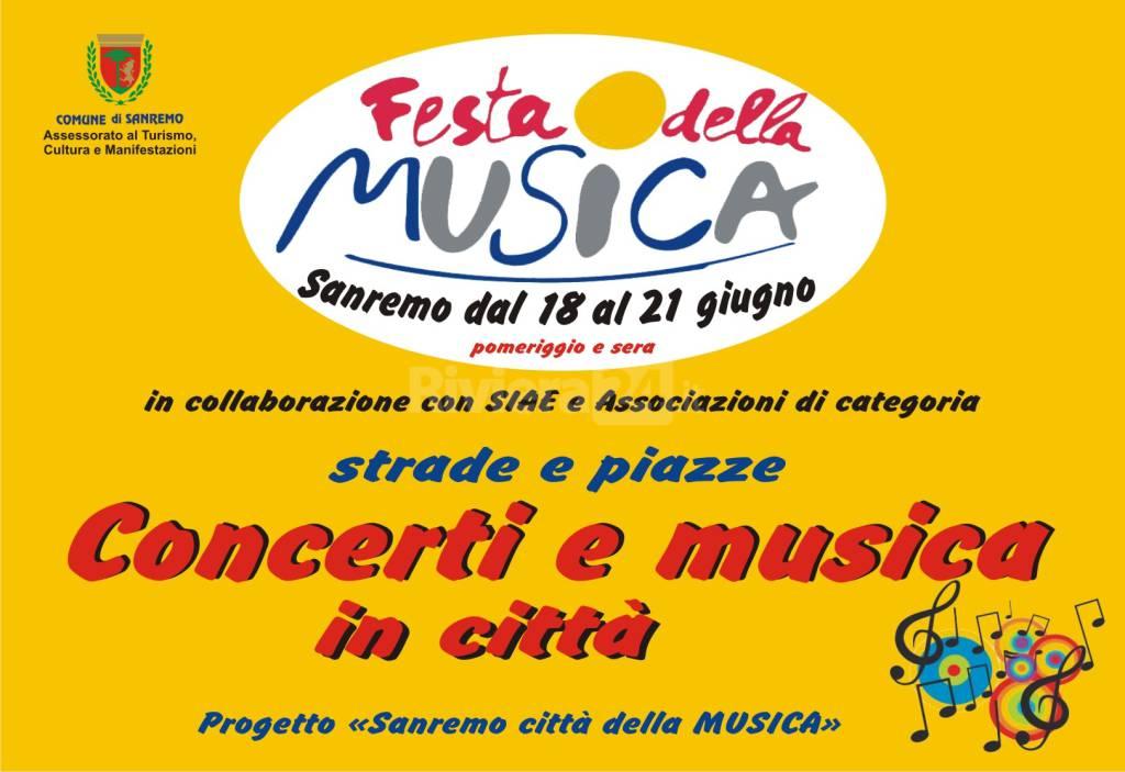 """riviera24 - """"Festa Europea della Musica"""""""