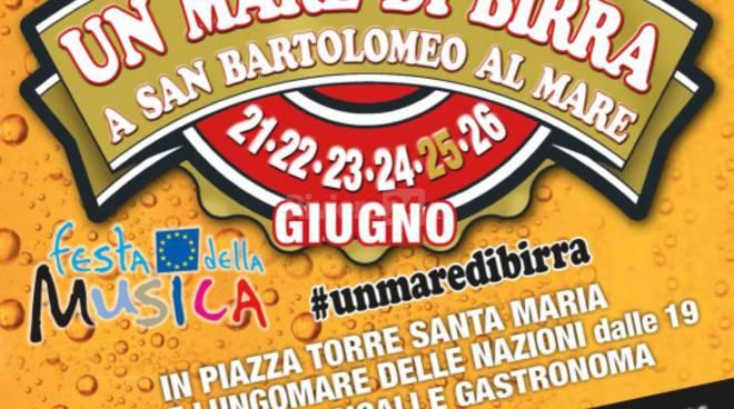 riviera24 - Festa Europea della musica di San Bartolomeo al Mare