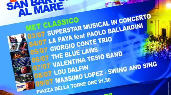 riviera24 - Festival M&T a San Bartolomeo al Mare