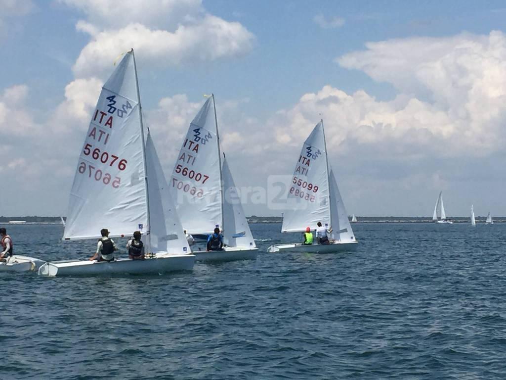 riviera24 - Gli atleti dello Yacht Club Sanremo