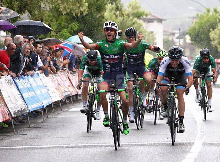 riviera24 - Il ciclista dianese Leonardo Bonifazio