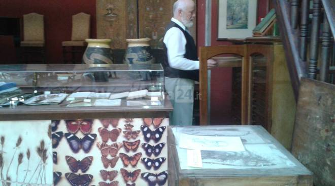 """riviera24 - Il """"ritorno"""" di Clarence Bicknell nel suo Museo di Bordighera"""
