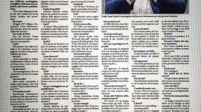 riviera24 - Intervista a Luigi Crespi