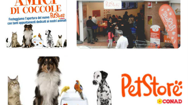 riviera24 - la riviera shopville apertura pet store