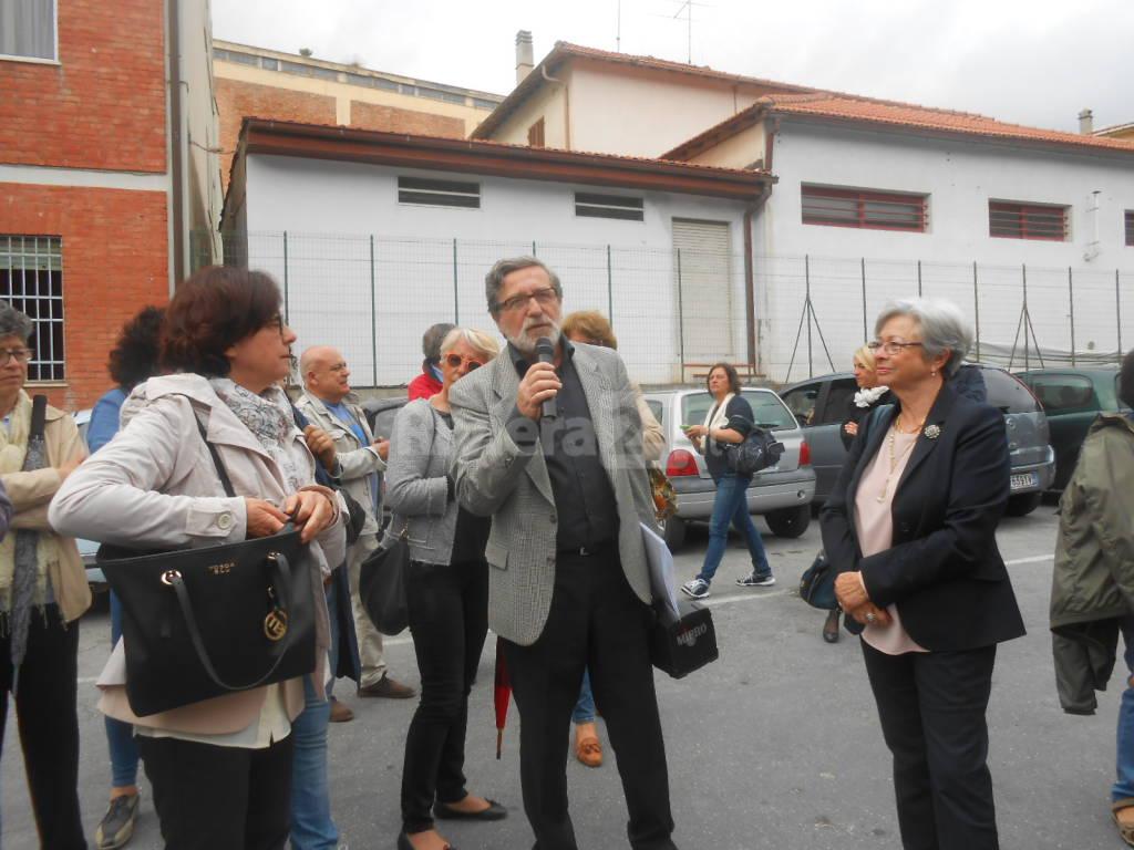 Riviera24 - Liceo Cassini  Cimitero Monumentale foce