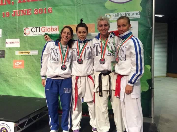 riviera24 -  Mondiale di Karate WUKF