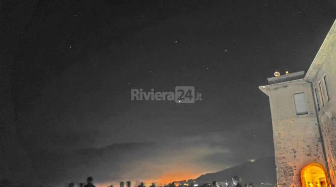 """riviera24 - """"Occhi Su Saturno"""" al Forte dell'Annunziata"""
