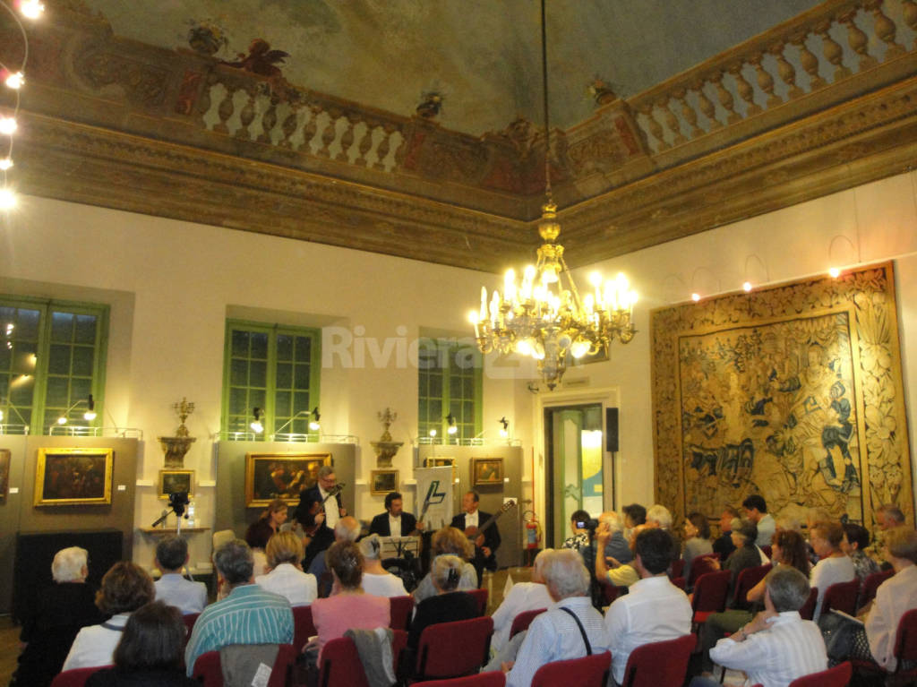 riviera24 - Quartetto Euterpe al Museo