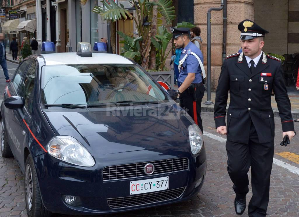 riviera24 - Sanremo, centro passato al setaccio da servizio coordinato interforze