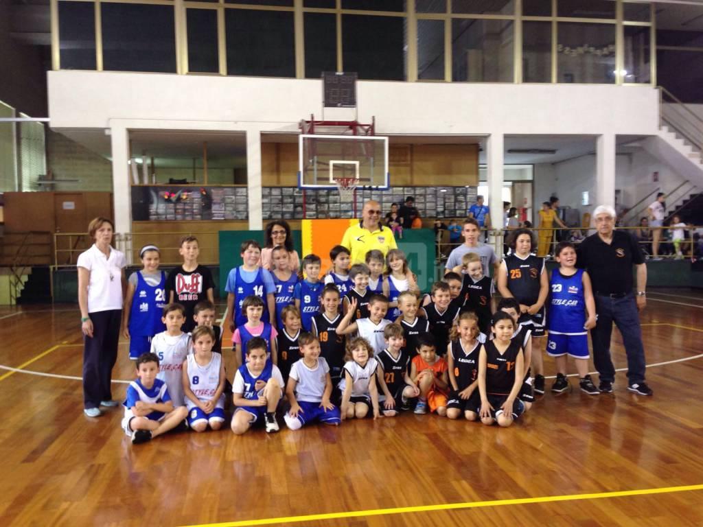 riviera24 - Scoiattoli del BC Ospedaletti e del Sea Basket