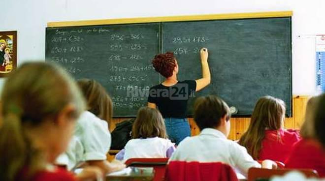 Riviera24 - scuola alunni