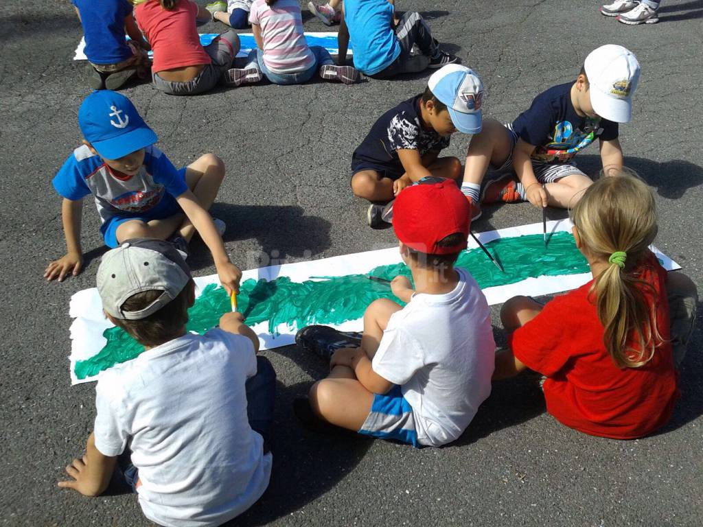Uscita sul territorio per i bambini della scuola dell for Siti maestre scuola infanzia