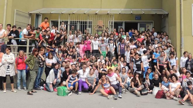 riviera24 - Scuola media Cavour di Ventimiglia