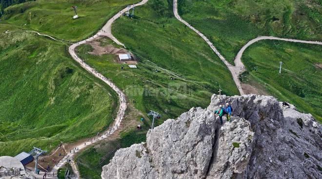 riviera24 - Settima edizione della HERO Südtirol Dolomites