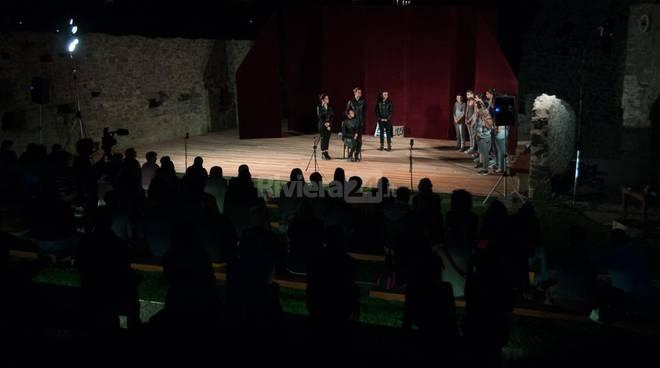 riviera24 - Spettacoli al Castello di Taggia