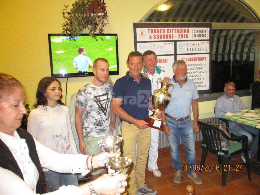 riviera24 -  Tennis, la 40a edizione del Torneo cittadino a squadre