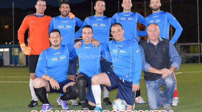 riviera24 - Torneo di calcio Interforze For Unicef Marco Gavino