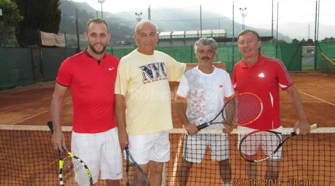 """riviera24 -  Torneo di tennis """"Doppio giallo"""""""